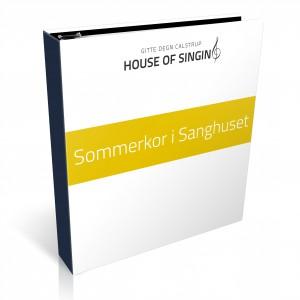 Sommerkor i Sanghuset